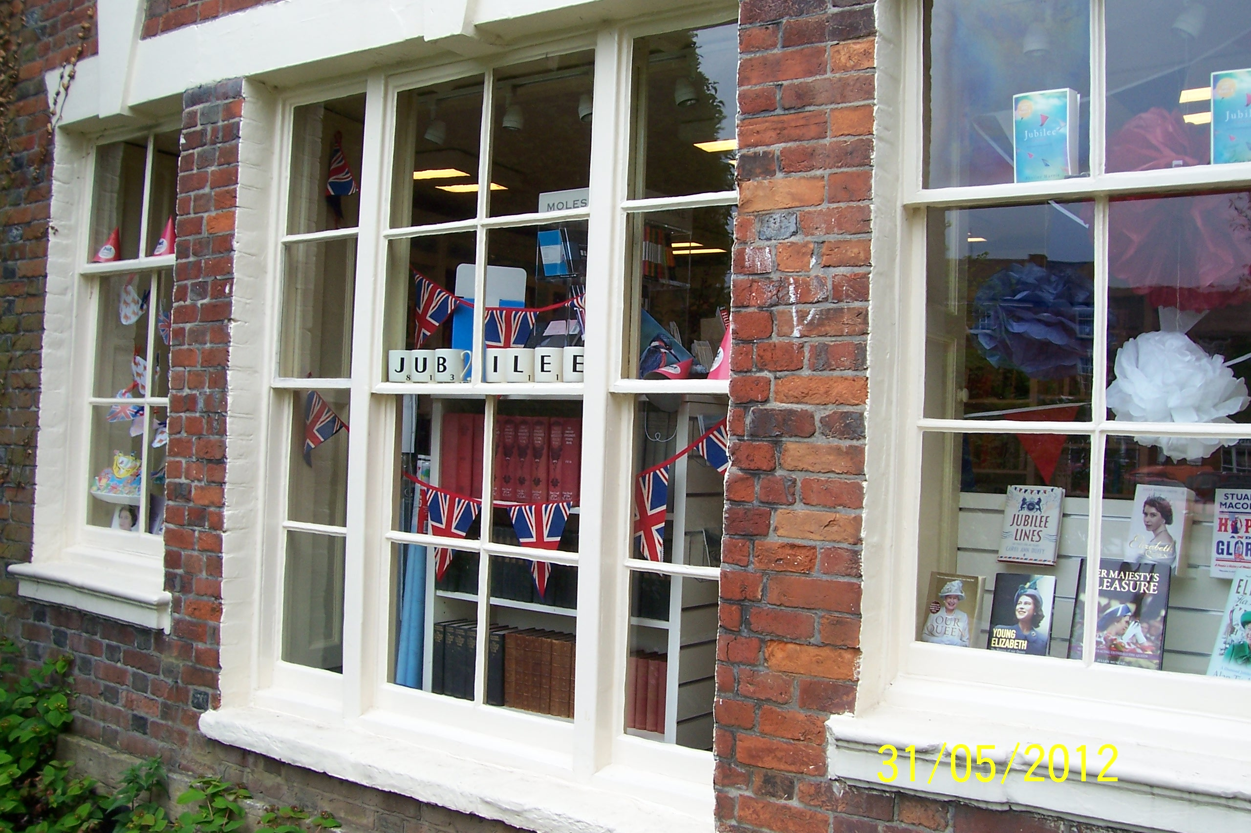 The Old Hall Bookshop 1
