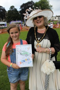 Carnival Cover Winner - Millie Slater