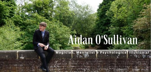 Aiden O'Sullivan The Magician – Community Stage