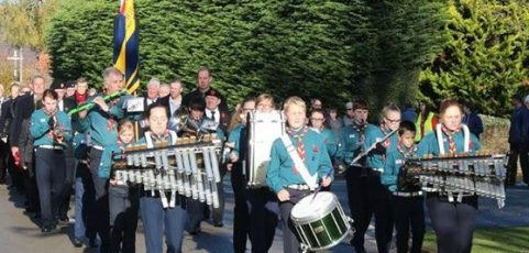 Grafton Scout Band
